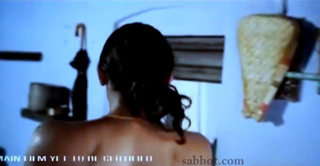 Karthika Nair semi nude in Bharathirajaa