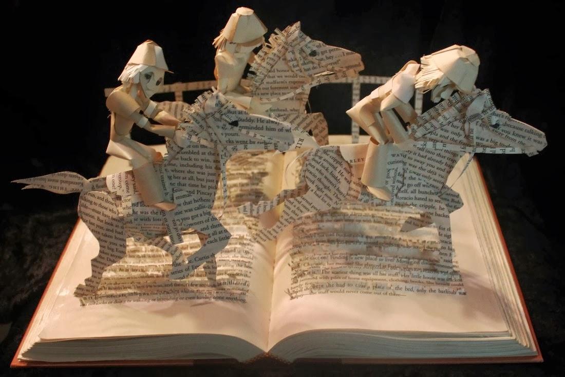 Indie Emergente Literatura en 3D