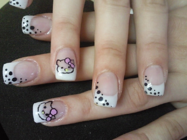 Hello Kitty Nails news