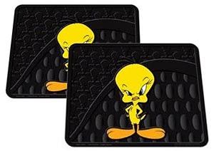 Carpete de carro do desenho Looney Tunes