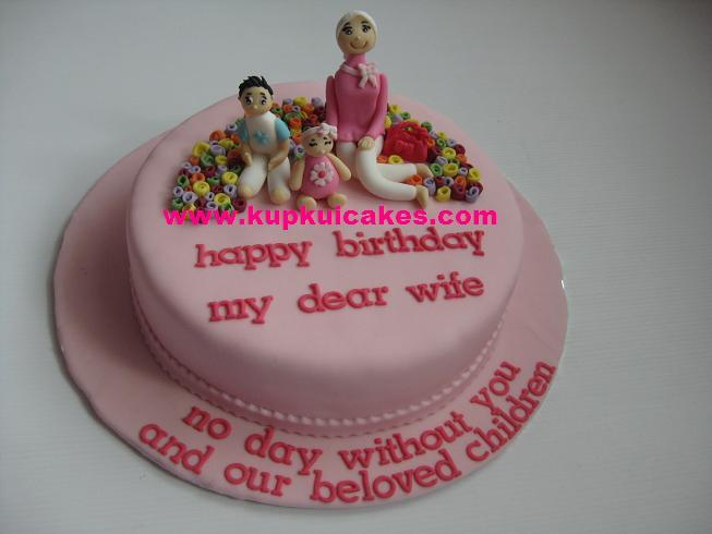 Kupkui Cakes happy birthday mama izza
