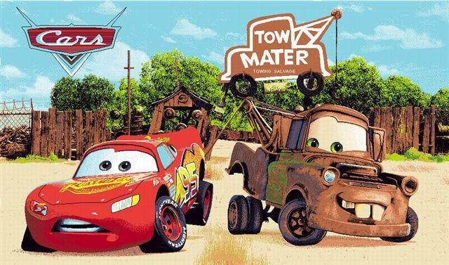 Mater Wallpaper