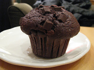 CARA MEMBUAT CHOCOLATE MUFFIN CAKE LEZAT