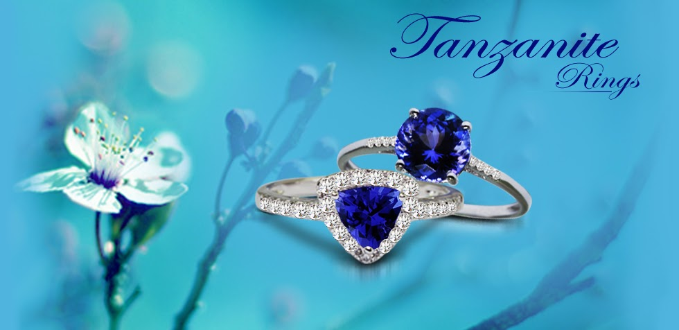 Tanzanite Jewelry - Ring, Earrings, Pendants, Bracelets and Loose Stones | Top Tanzanite