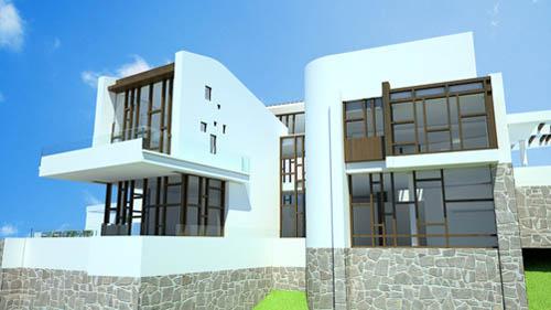 Architecture Villa1