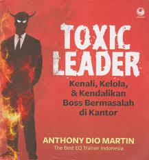 Buku Toxic Leader