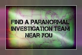 Need a Paranormal Investigator?
