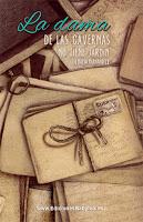 """Portada del libro """"La dama de las cavernas no tiene jardín"""", de Teresa Hernández"""