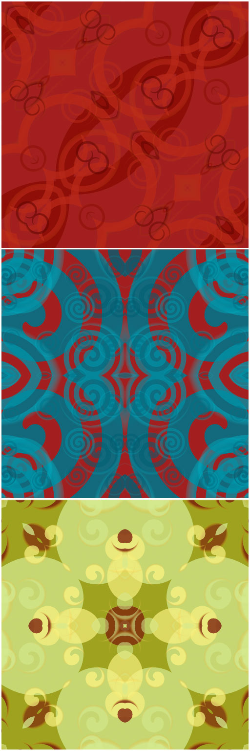 Preview of Free Spiral Wallpaper Seamless Tiling Patterns