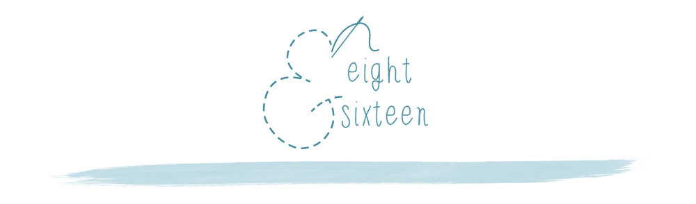 eight and sixteen | UK Craft & DIY Blog
