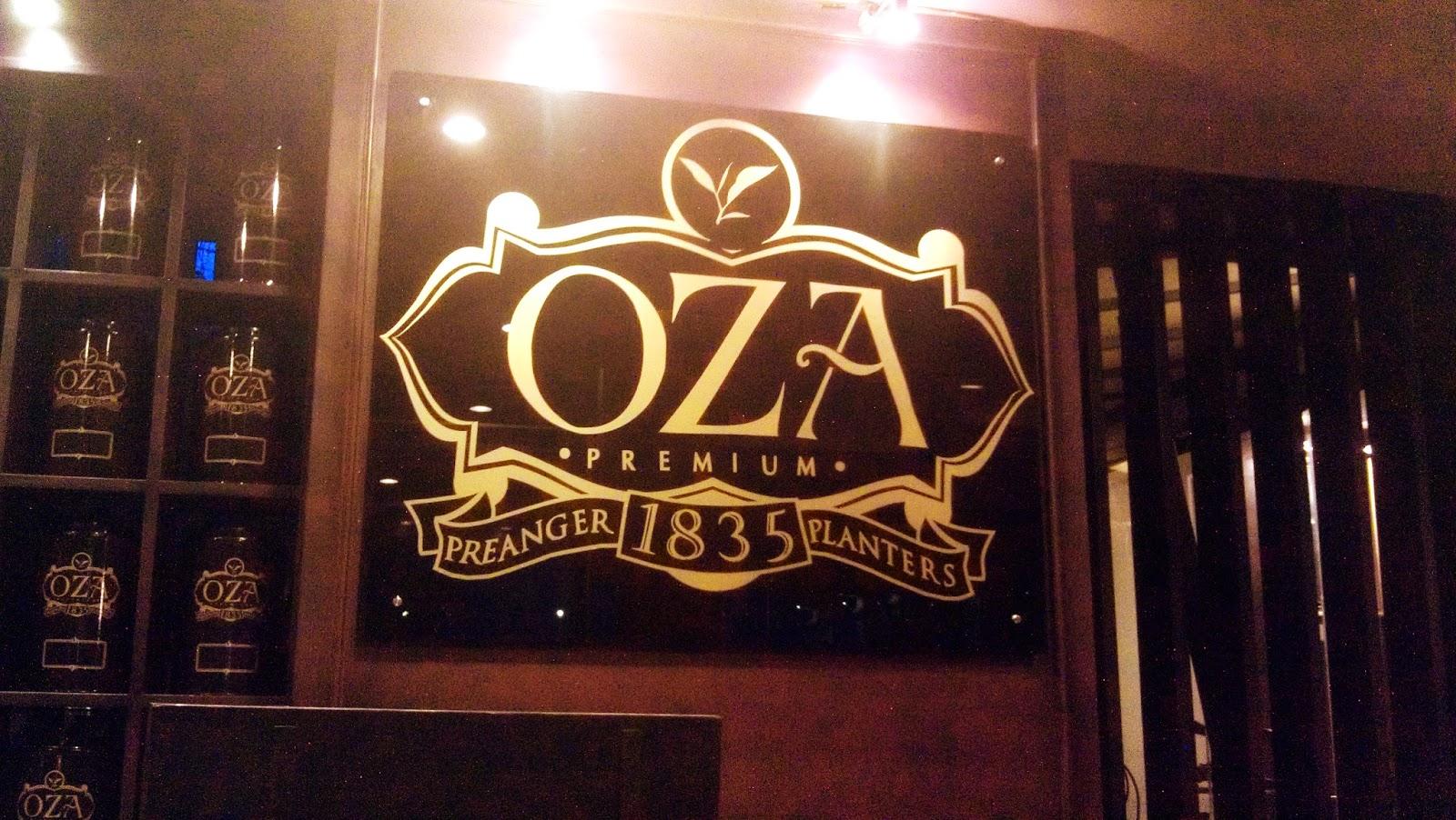 Oza Tea Time: Memanjakan Pencinta Teh