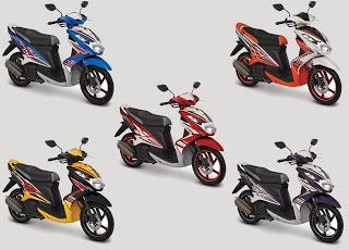 Sepeda motor keren,cepat dan canggih