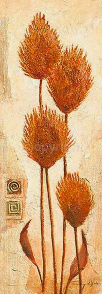 cuadros-modernos-minimalistas-con-flores