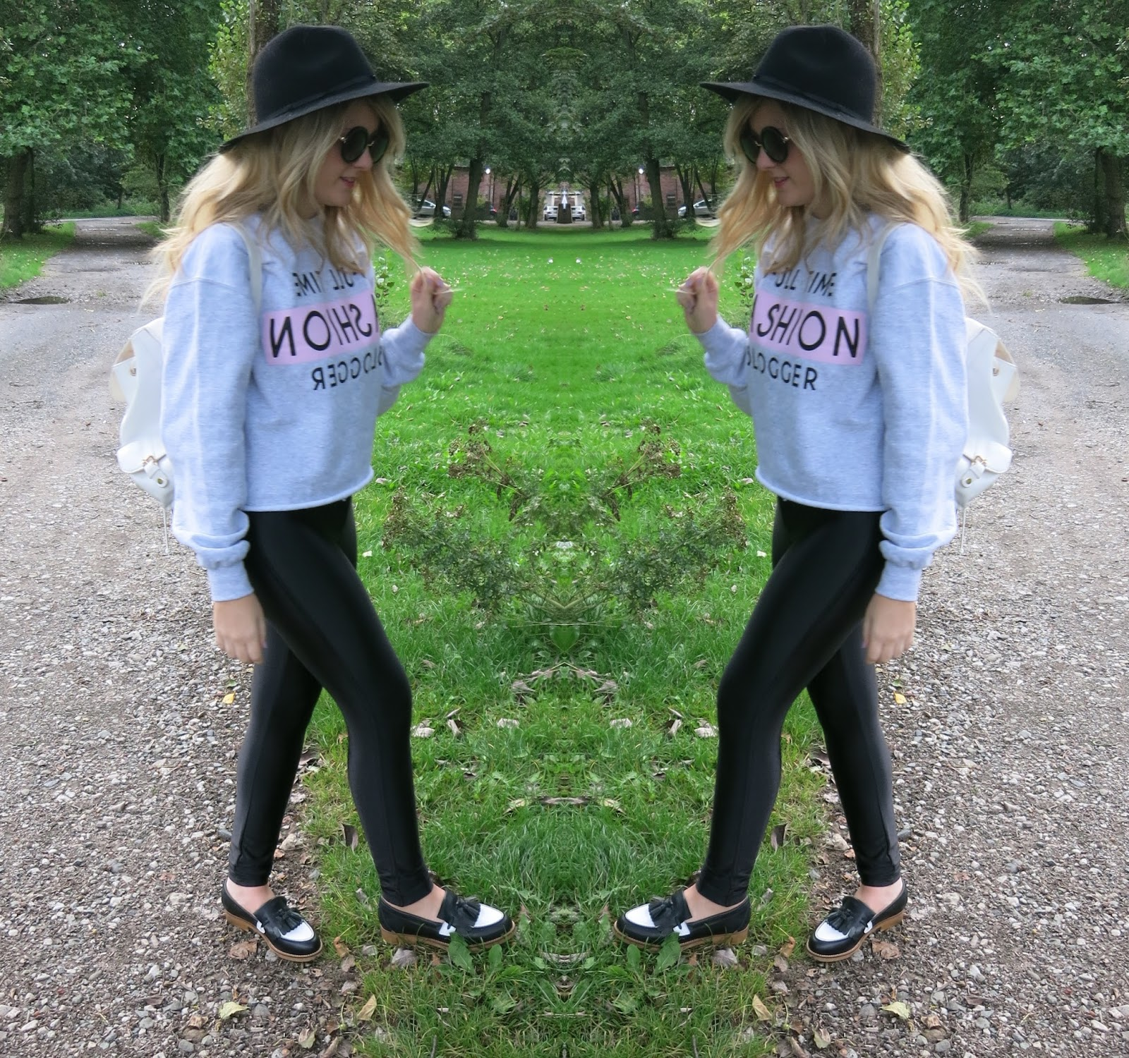 river island fashion blogger jumper, full time fashion blogger jumper, fashion blogger, through chelsea's eyes, river island,