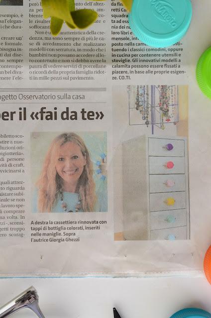 linfa creativa intervista sul giornale di sicilia