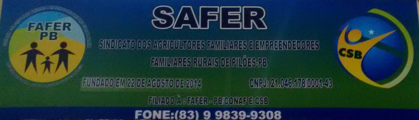 SINDICATO DOS AGRICULTORES RUARAIS