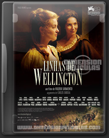 Lines of Wellington (DVDRip Frances Subtitulada) (2012)