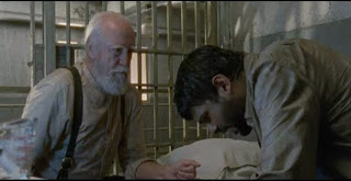 Review of 'The Walking Dead' ep, Internment