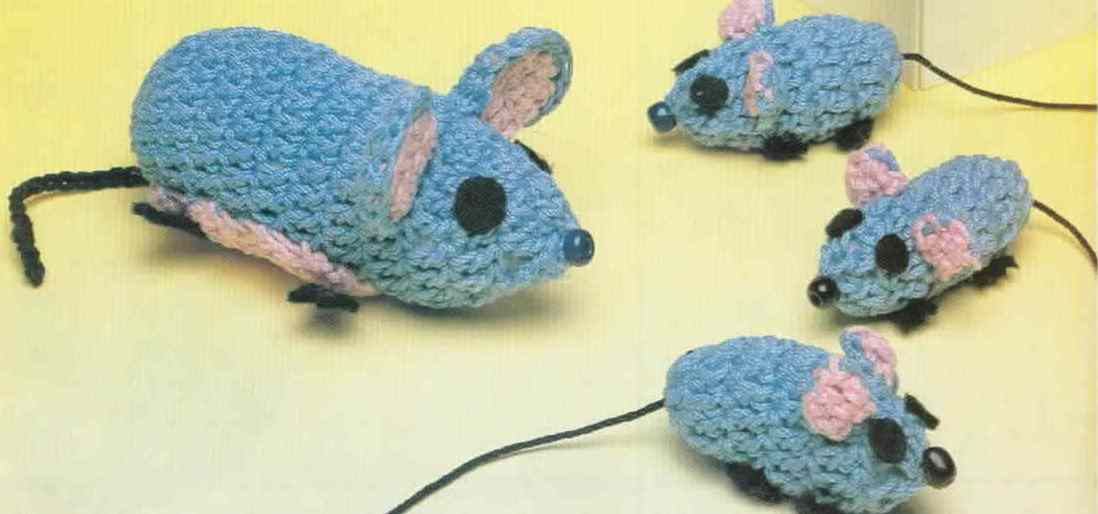 Crochet For Beginners Magazine : with description,crocheted toy pattern,crocheted toys magazines ...