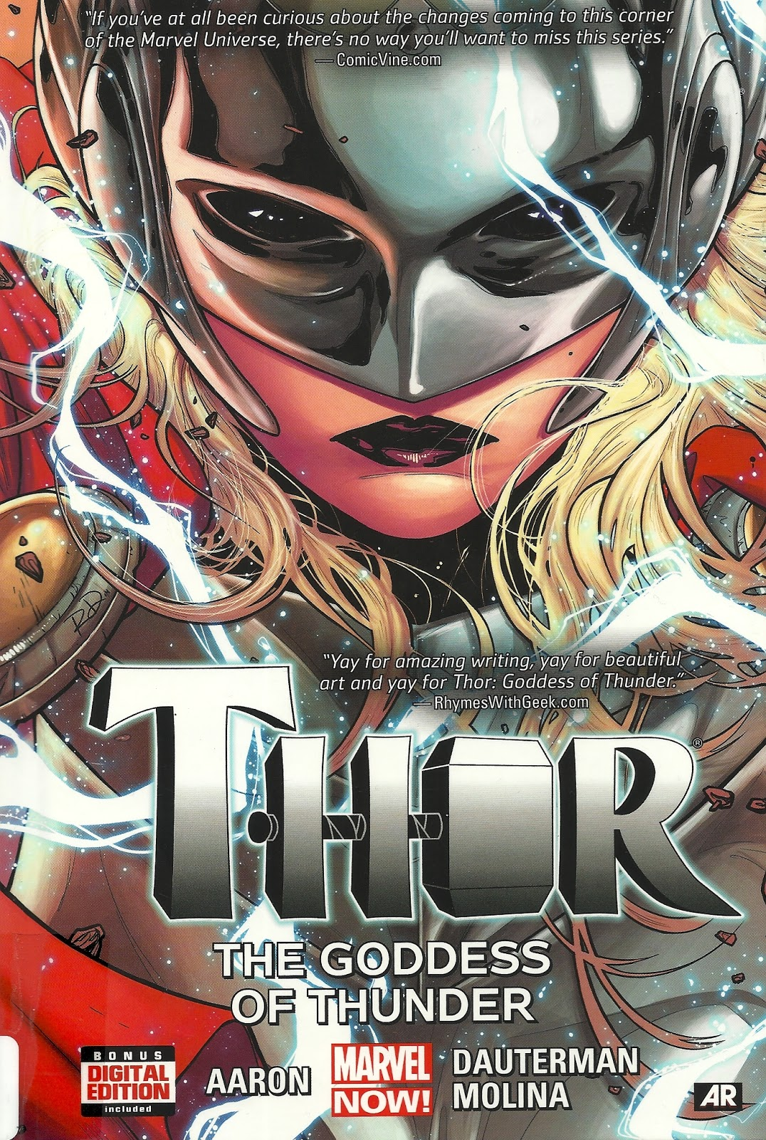 every day is like wednesday review thor vol 1 the goddess of