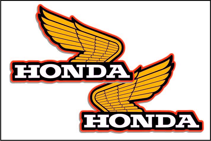 waw's land: All About Honda Logo Honda Motorcycle Logo Vector