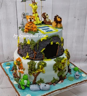 Animals Safari Theme