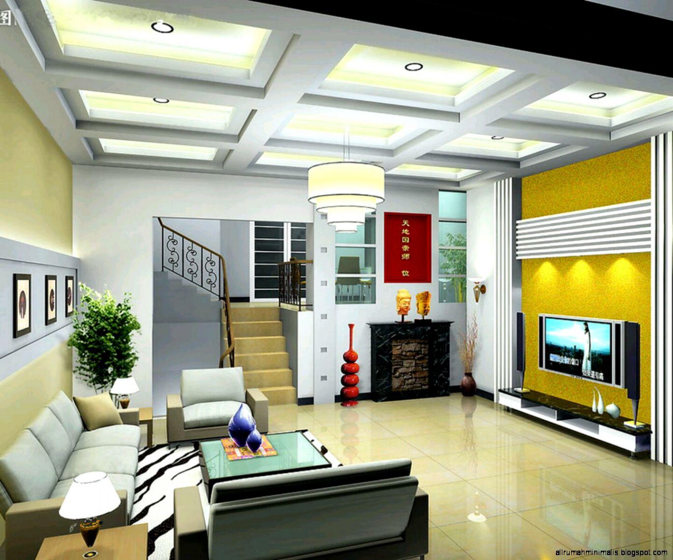 Dekorasi Interior Rumah Minimalis  Cara Mendesain Rumah