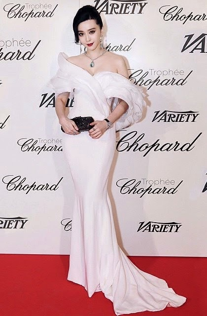 68º Festival Cannes 2015 -Fan Bingbing - Ralph & Russo Couture
