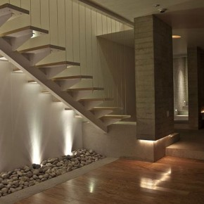 Aprovechar el espacio de debajo de la escalera for Muebles bajo escalera fotos
