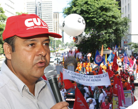 Wagner Freitas, o revolucionário  do Macdonald's