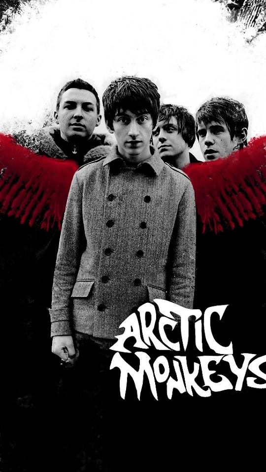 Arctic Monkeys Band Group Members  Galaxy Note HD Wallpaper