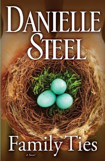 Family ties Danielle Steel cover