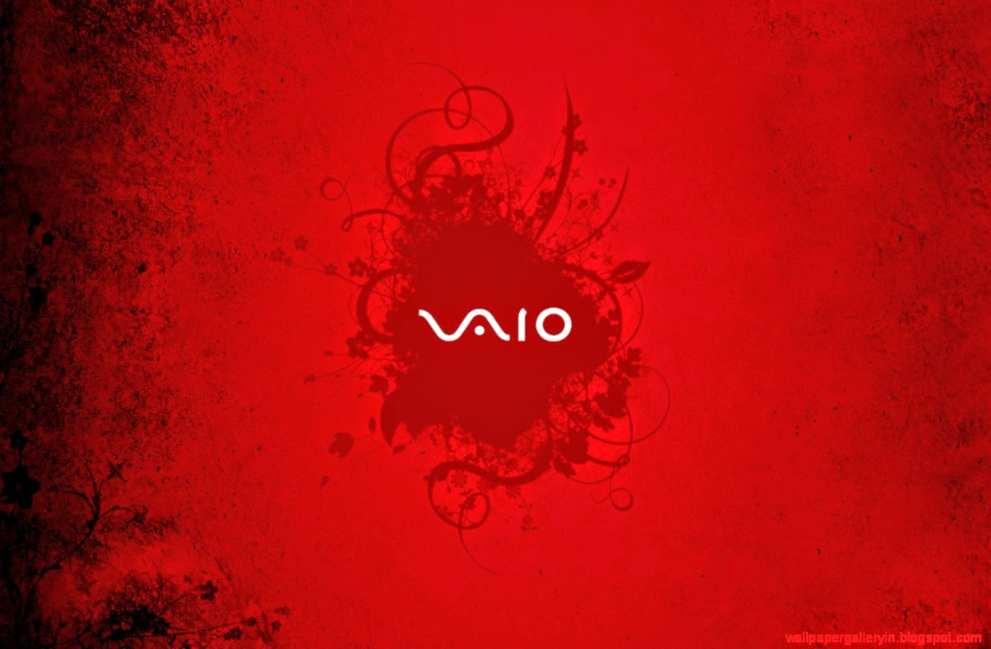 vaio red wallpaper by - photo #11