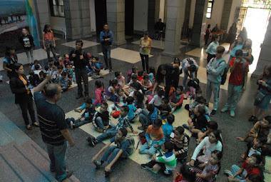 Fundecem ofrece actividades culturales y artísticas para propios y visitantes