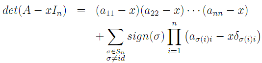 Linear Algebra: #15 Why is the Determinant Important? equation pic 4