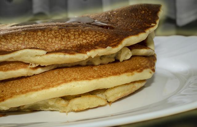Tortitas; Pancakes
