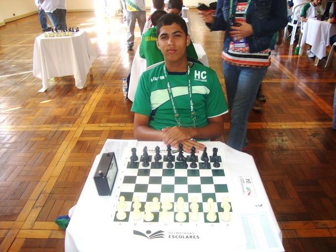 UFRN promove Torneio aberto de Xadrez