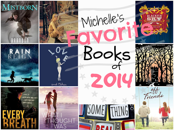 It's the END... of 2014: Michelle's Top 14 Books
