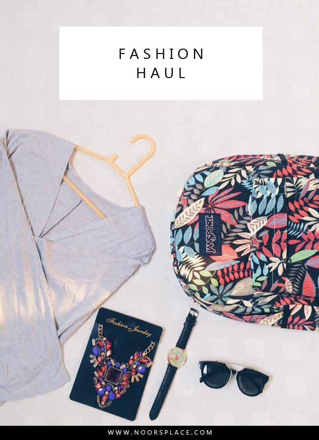 Fashion Haul from Light In The Box