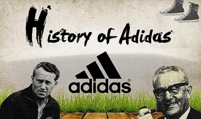 History of Adidas