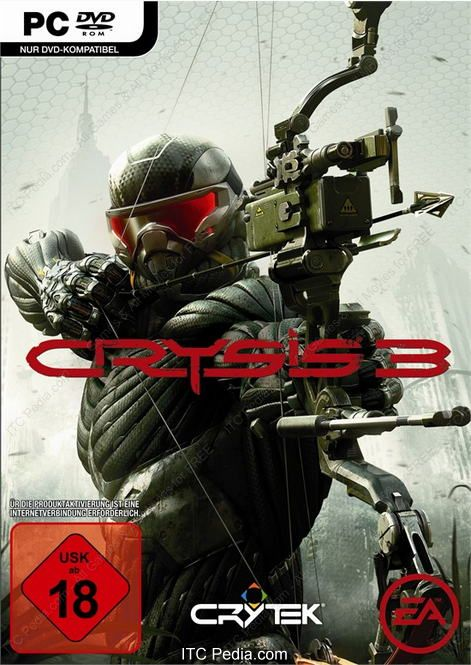 Crysis 3 Update v1.2 INTERNAL - RELOADED