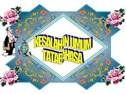 KESALAHAN BAHASA?