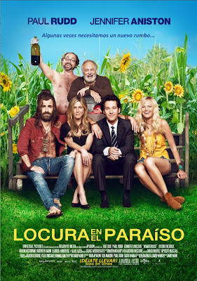 película locura en el paraíso