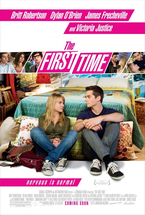 The First Time (Legendado) DVDRip RMVB