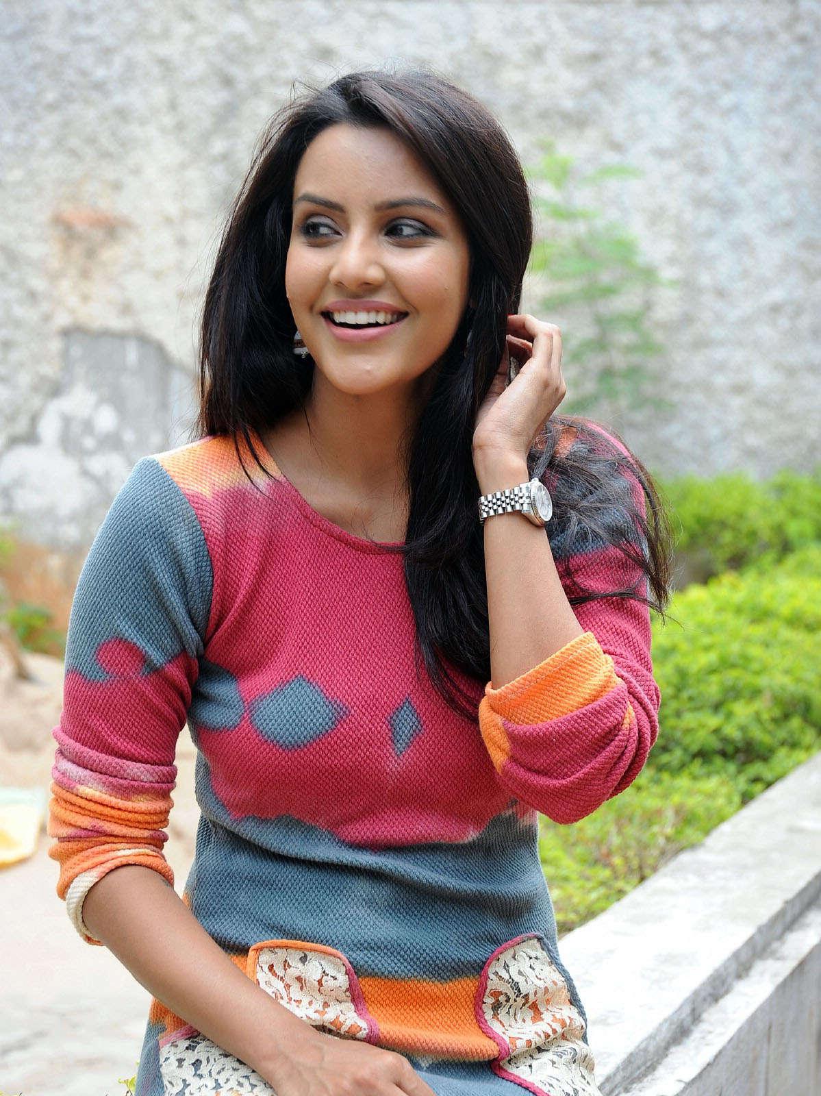 priya anand's - smiling new pics
