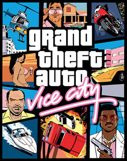 Grand Theft Auto: Vice City Capa