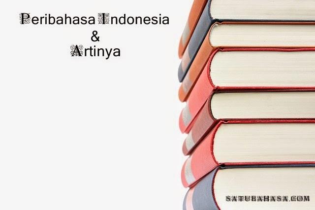 Peribahasa Indonesia Berawalan Huruf G