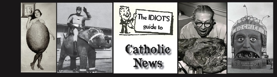 The Idiot's Guide to Catholic News