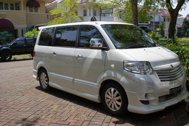 Spesifikasi Harga Kelebihan Mobil Suzuki APV, Harga 80 - 100 jutaan Baru Bekas Murah