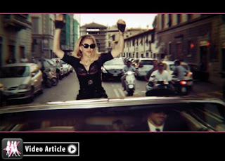 "Madonna Drops ""Turn Up The Radio"" Video: Watch Now! » Gossip 
